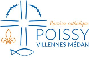 La Paroisse de Poissy Logo